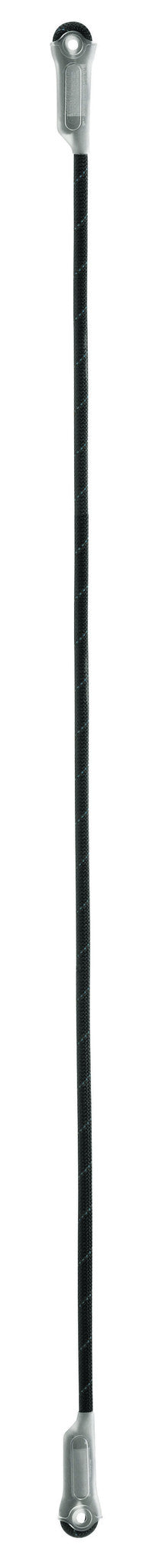 JANE rope lanyard, Black, 200cm