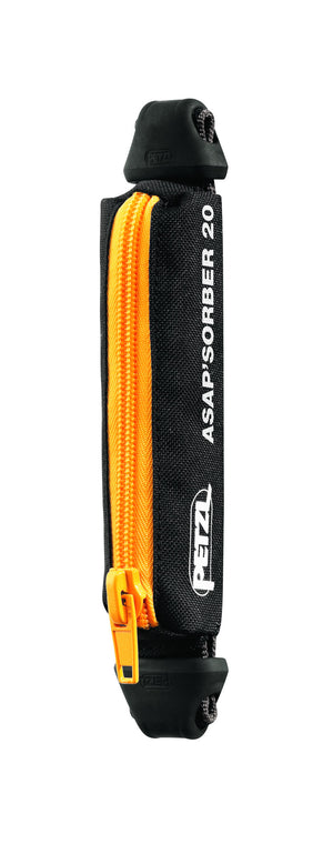 ASAP'SORBER International Version  lanyard with energy absorber, 20cm