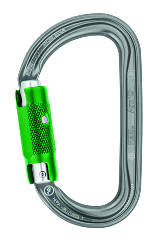 AM'D H-frame carabiner, PIN-LOCK