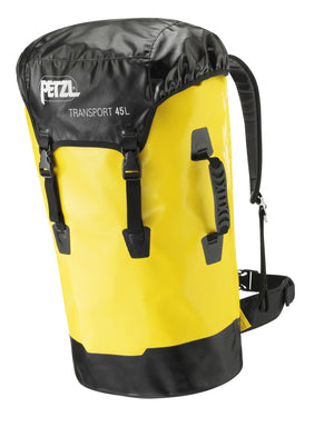 TRANSPORT gear bag, made of TPU (PVC-free), two molded handles, 45L / 2550cu in
