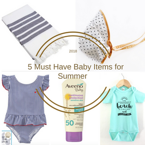 Top Picks for Summer Babies