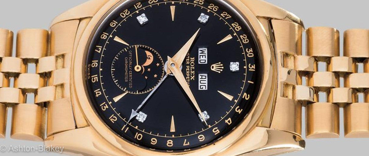 News: Bao Dai Rolex Sells For Over $5 Million At Phillips Auction - A New World Record