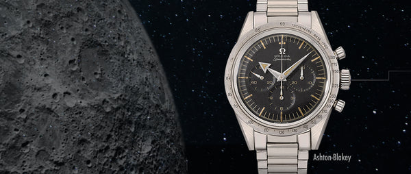 Omega Speedmaster Pre-Moon Watch Model Reference