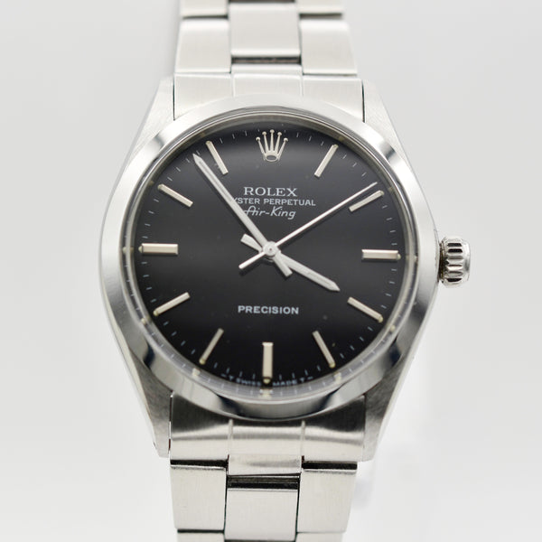 ROLEX AIR-KING Vintage Watches - Ashton-Blakey Vintage Watches