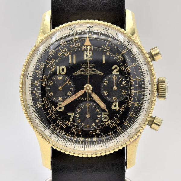 BREITLING Navitimer AOPA Ref.806     Sold Vintage Watches - Ashton-Blakey Vintage Watches