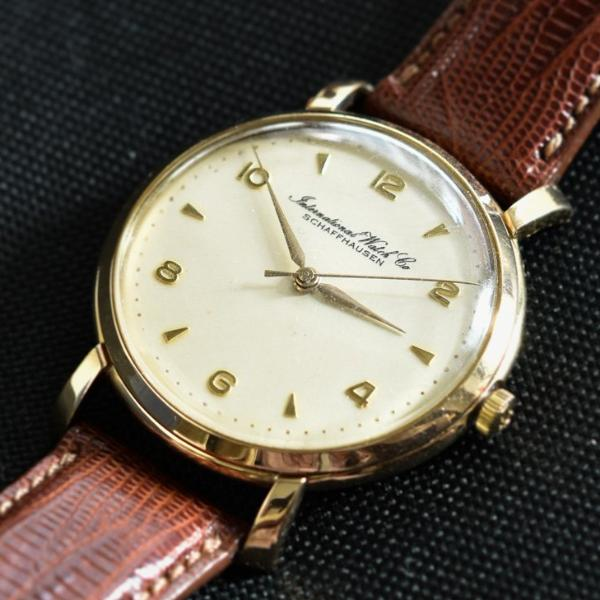 IWC - Schaffhausen Vintage Watches - Ashton-Blakey Vintage Watches