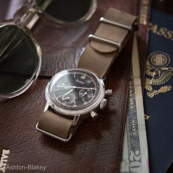 breitling premier chronograph vintage watch