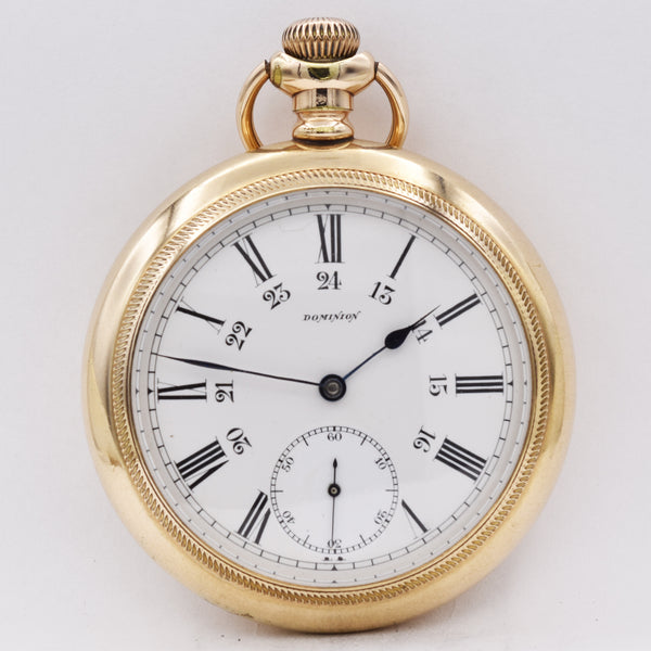 DOMINION POCKET WATCH Pocket Watches - Ashton-Blakey Vintage Watches