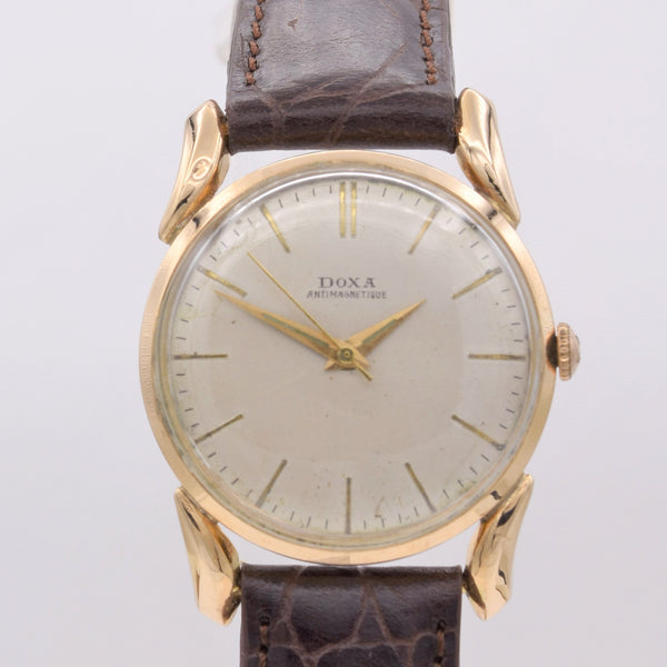 DOXA vintage watches - Ashton-Blakey Vintage Watches