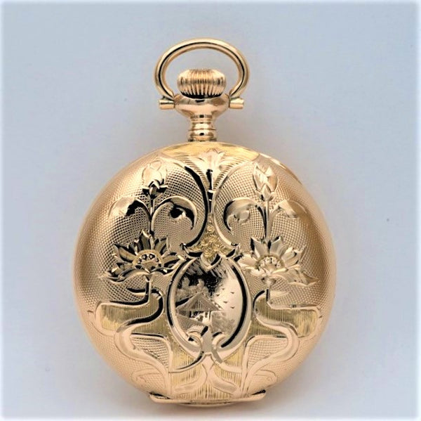 ELGIN Ladies Multicolor Pocket Watch
