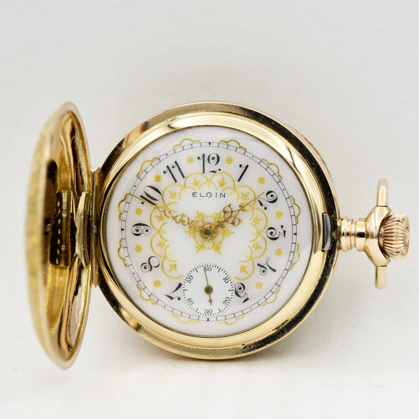 ELGIN Pocket Watch - Multicolor Pocket Watches - Ashton-Blakey Vintage Watches