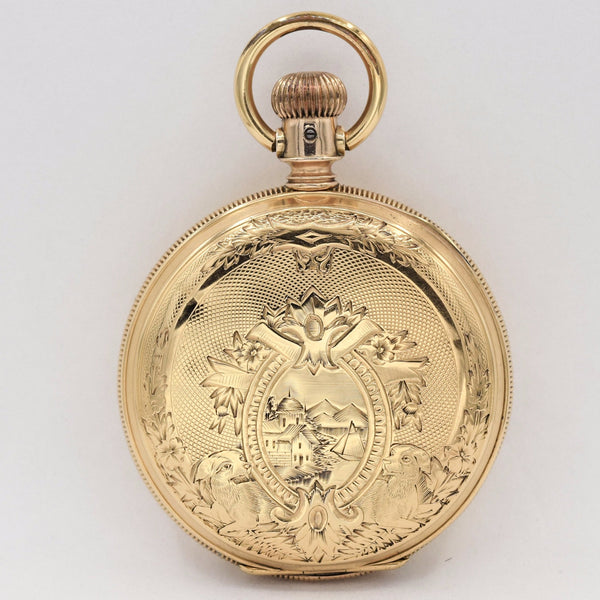 SWISS Pocket Watches - Ashton-Blakey Vintage Watches