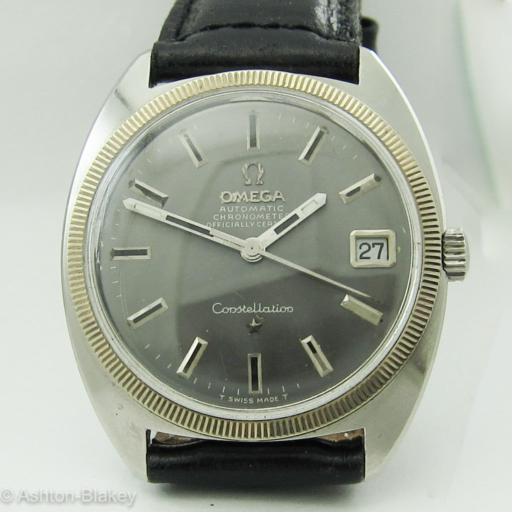 Omega Constellation Vintage Watches - Ashton-Blakey Vintage Watches