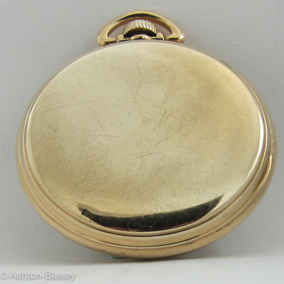 SOLAR Solar Pocket Watch Pocket Watches - Ashton-Blakey Vintage Watches