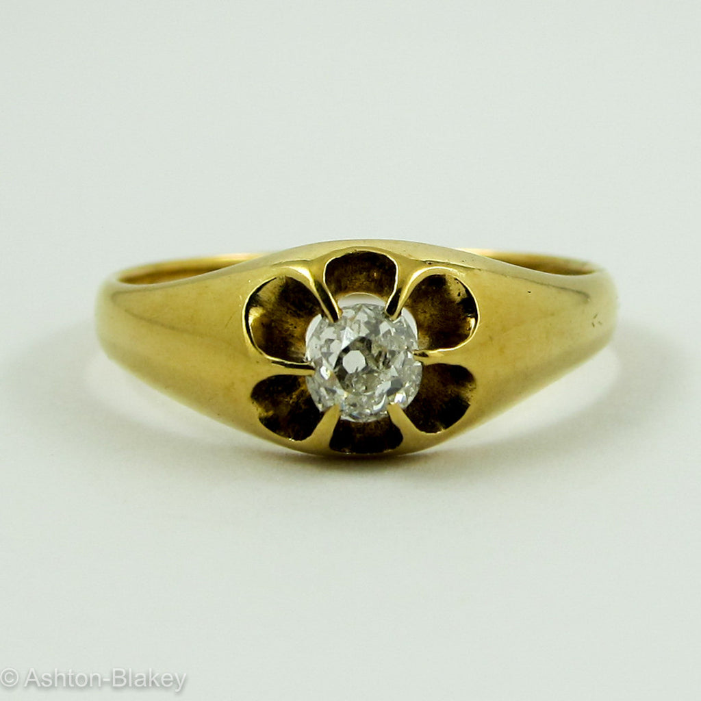 DIAMOND RING Jewelry - Ashton-Blakey Vintage Watches