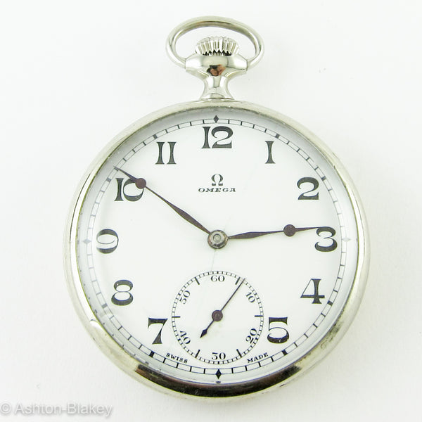 OMEGA Omega  Vintage  Pocket Watch