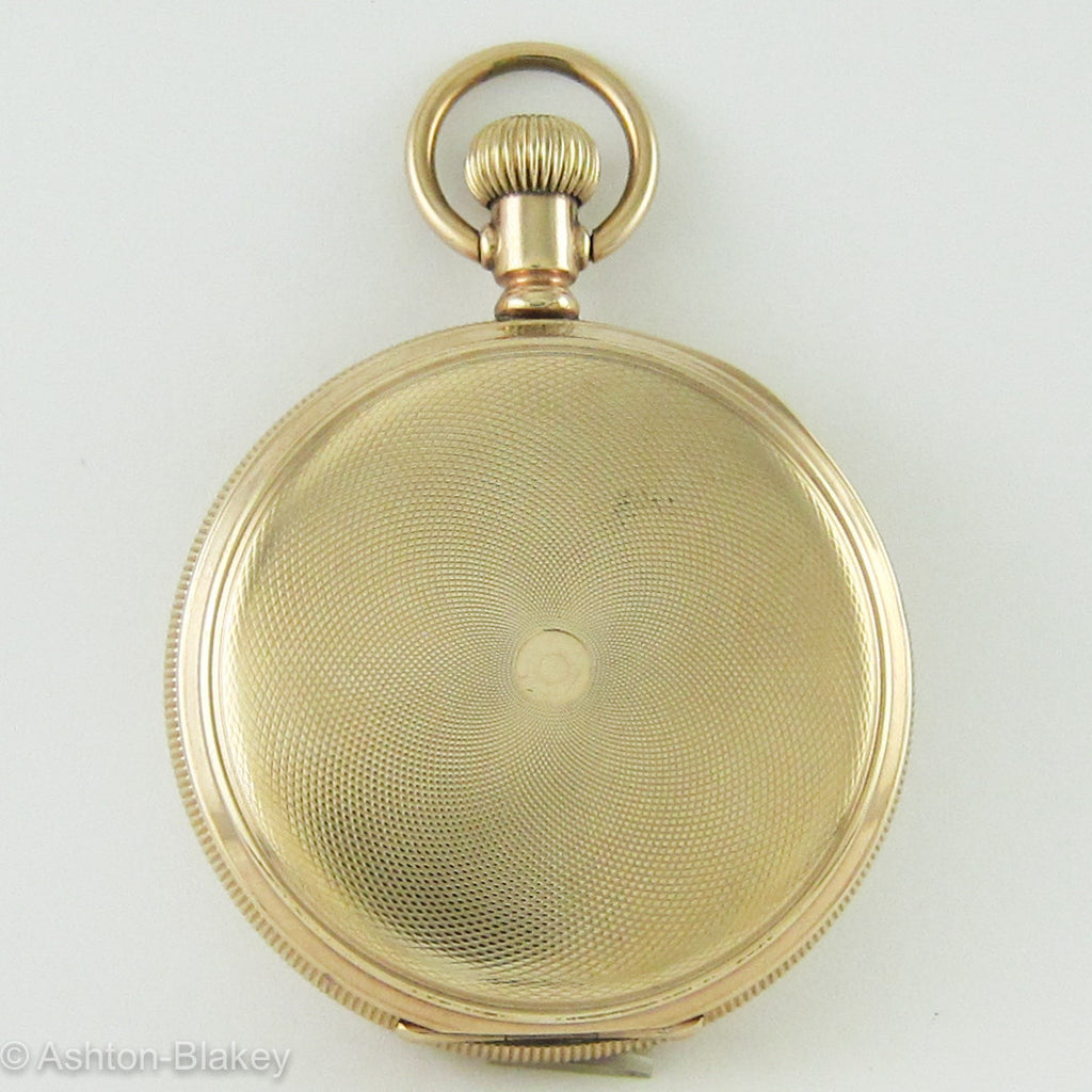ELGIN POCKET WATCH Pocket Watches - Ashton-Blakey Vintage Watches