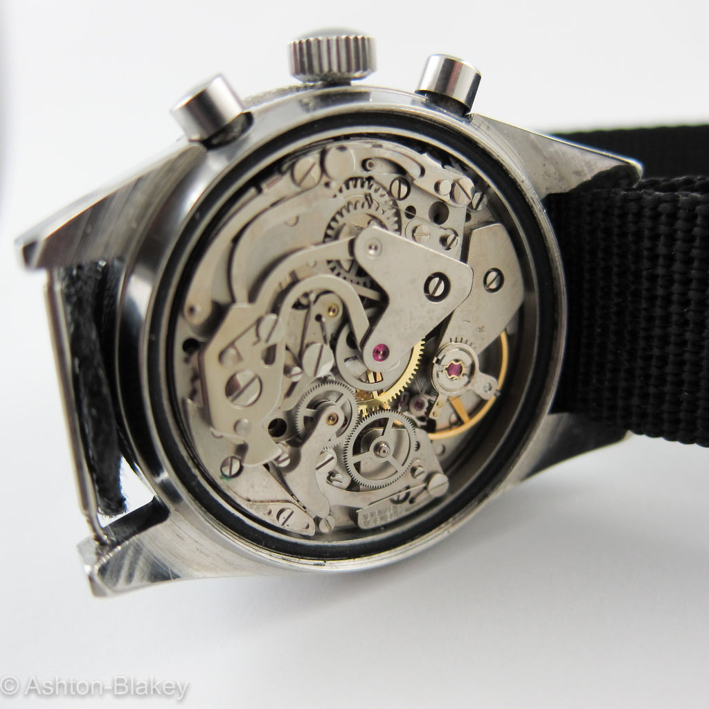 Swiss Chronograph Watch Vintage Watches - Ashton-Blakey Vintage Watches