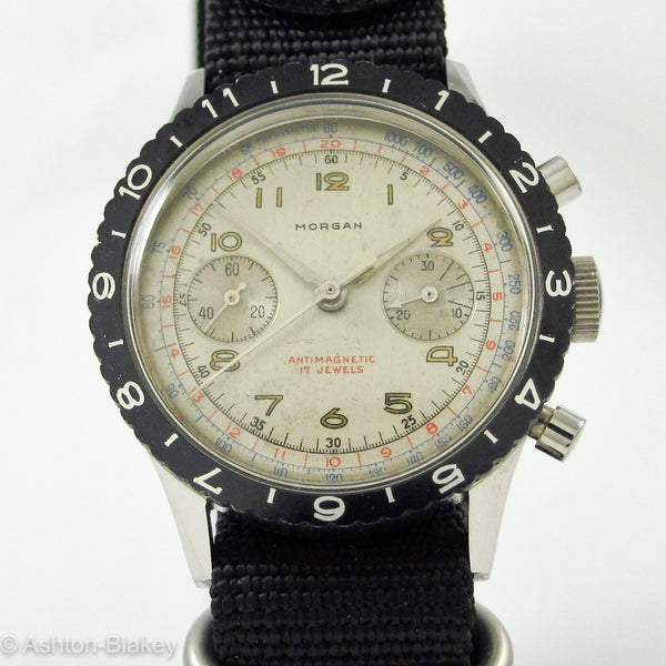 Swiss Chronograph Vintage Watches - Ashton-Blakey Vintage Watches