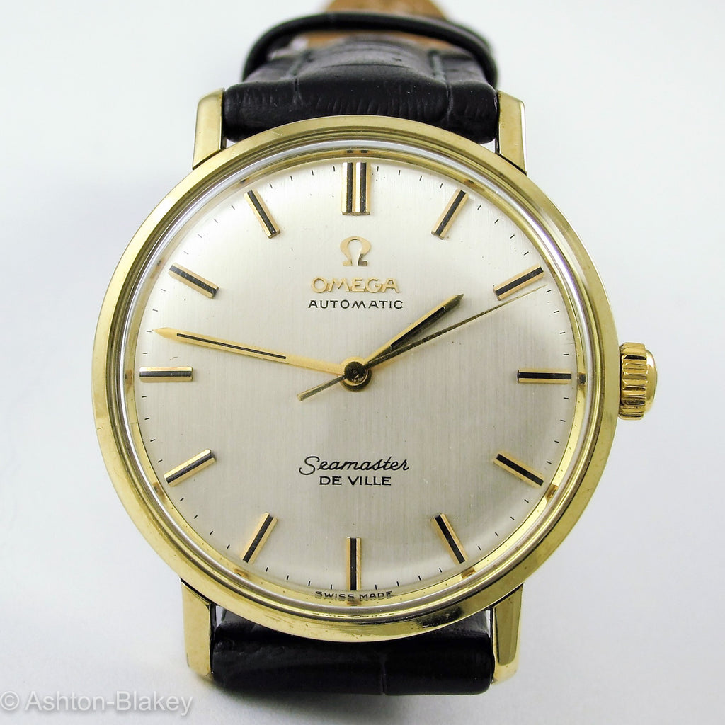 Omega Seamaster Deville Wrist Watches - Ashton-Blakey Vintage Watches