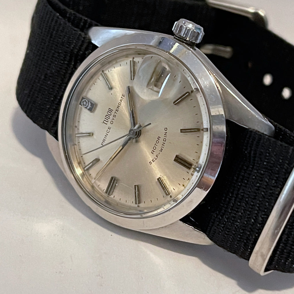 TUDOR PRINCE OYSTERDATE Roulette Dial