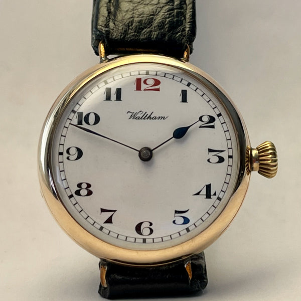 WALTHAM WW1  Historical Military Trench Watch