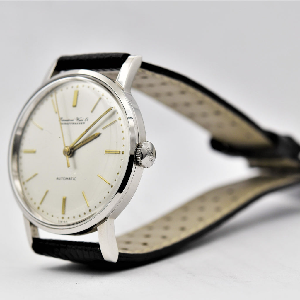 IWC  SCHAFFHAUSEN Vintage Watches - Ashton-Blakey Vintage Watches