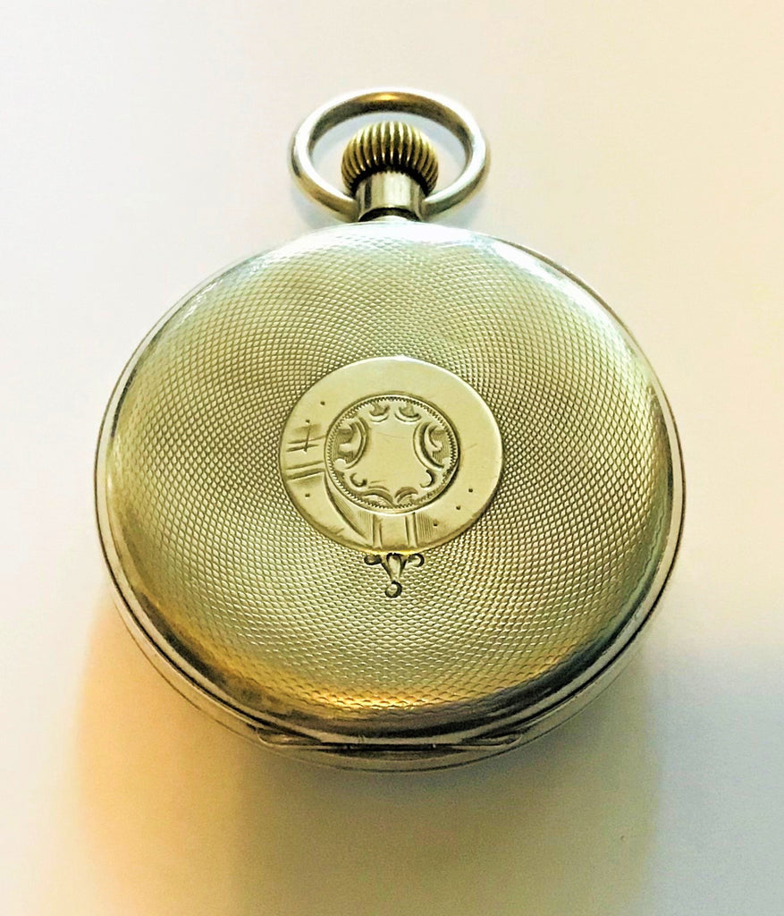 KENDAL & DENT British Pocket Watch Pocket Watches - Ashton-Blakey Vintage Watches