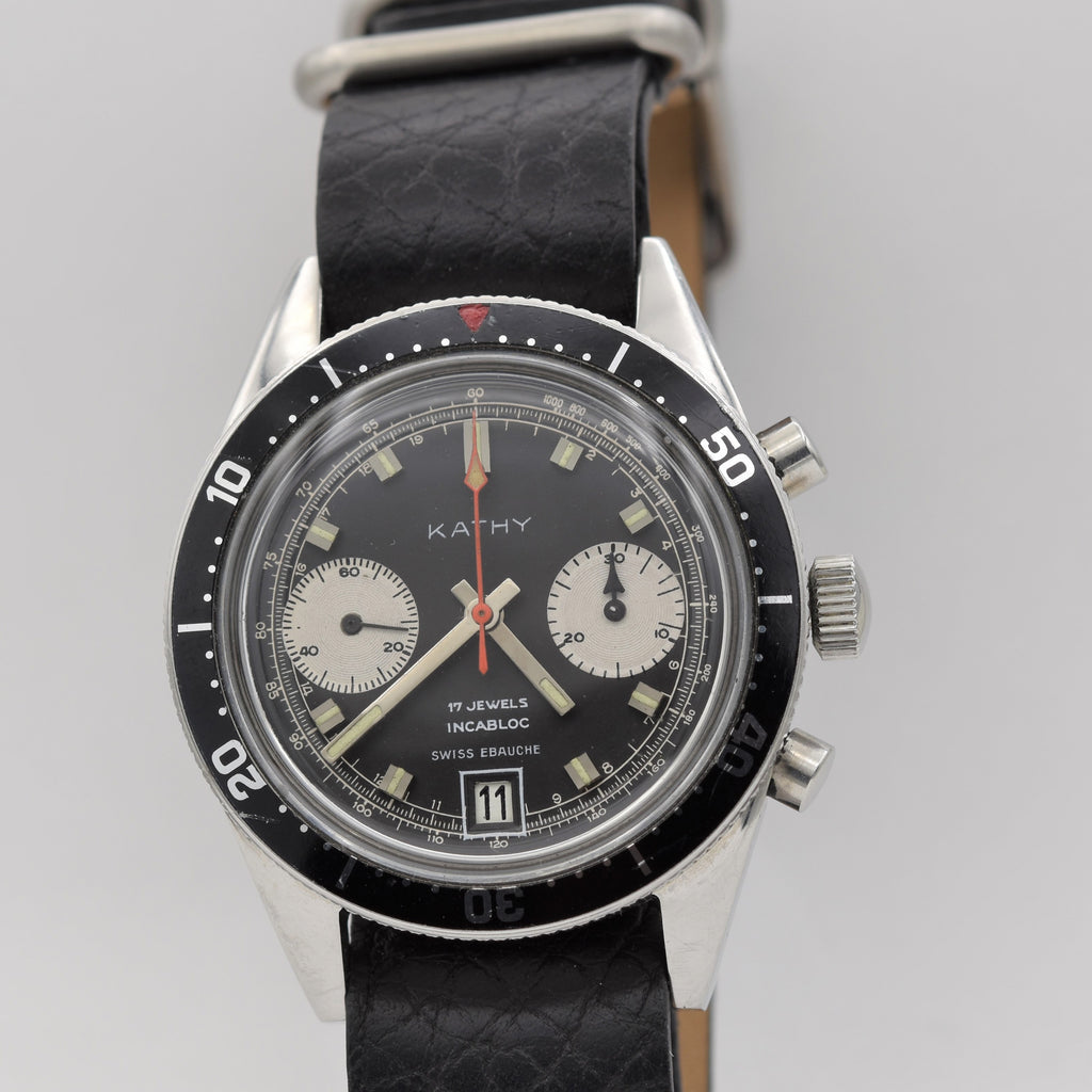 Swiss Chronograph Watch
