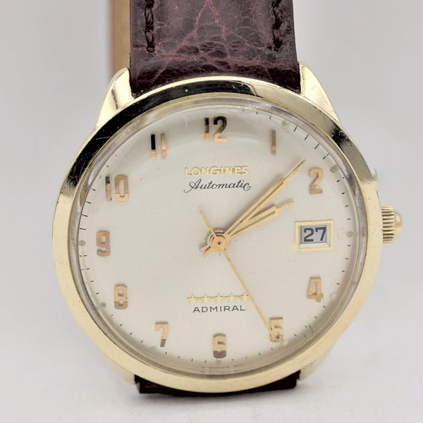 LONGINES 5 STAR ADMIRAL Vintage Watches - Ashton-Blakey Vintage Watches