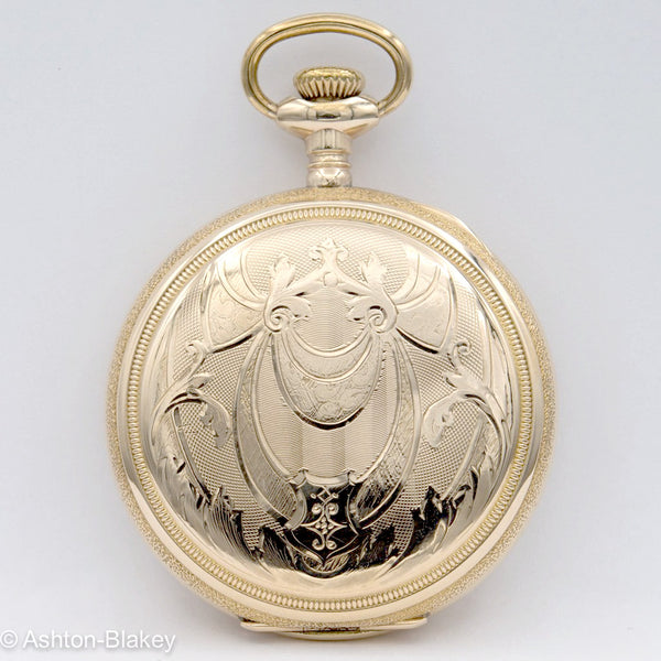 ELGIN POCKET WATCH - Multicolor dial