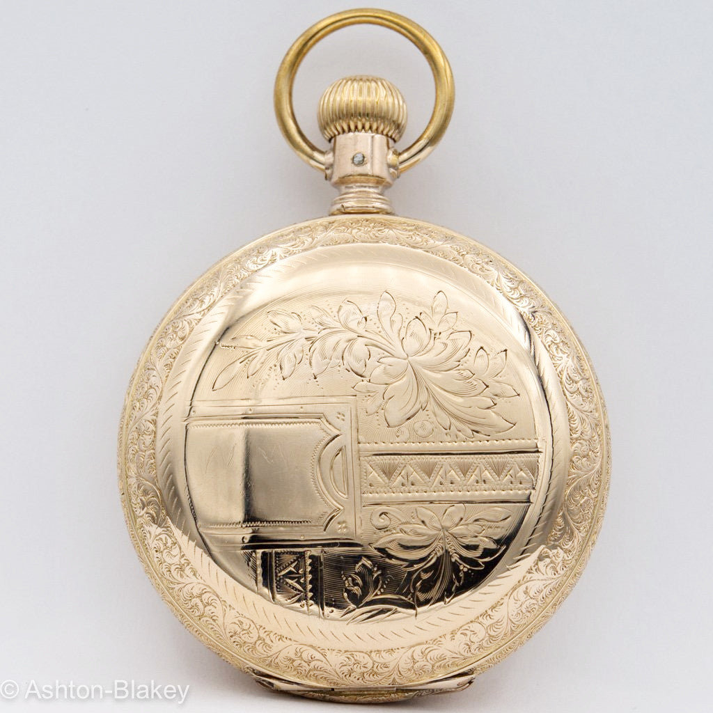 AURORA POCKET WATCH