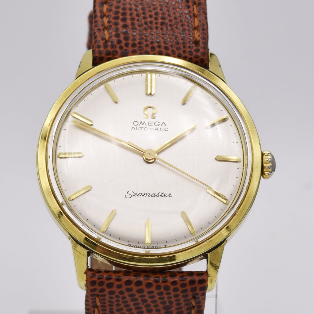 OMEGA Seamaster Vintage Watches - Ashton-Blakey Vintage Watches