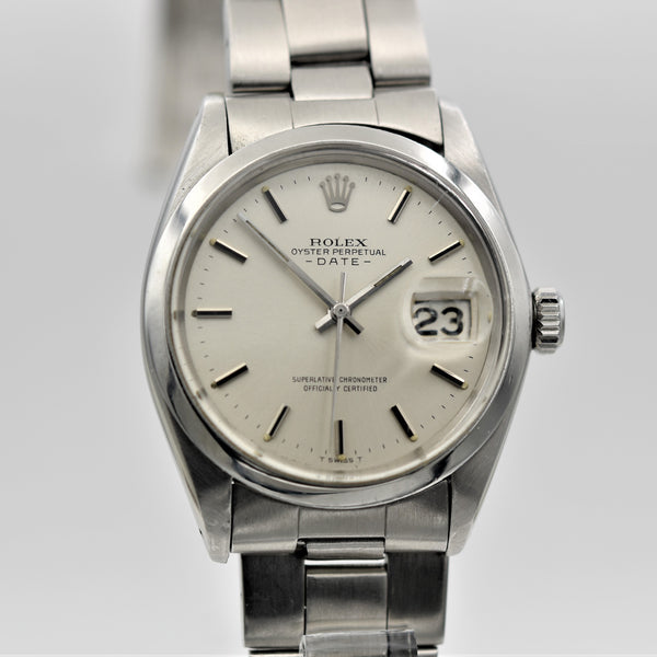 ROLEX Oyster Perpetual Vintage Watches - Ashton-Blakey Vintage Watches