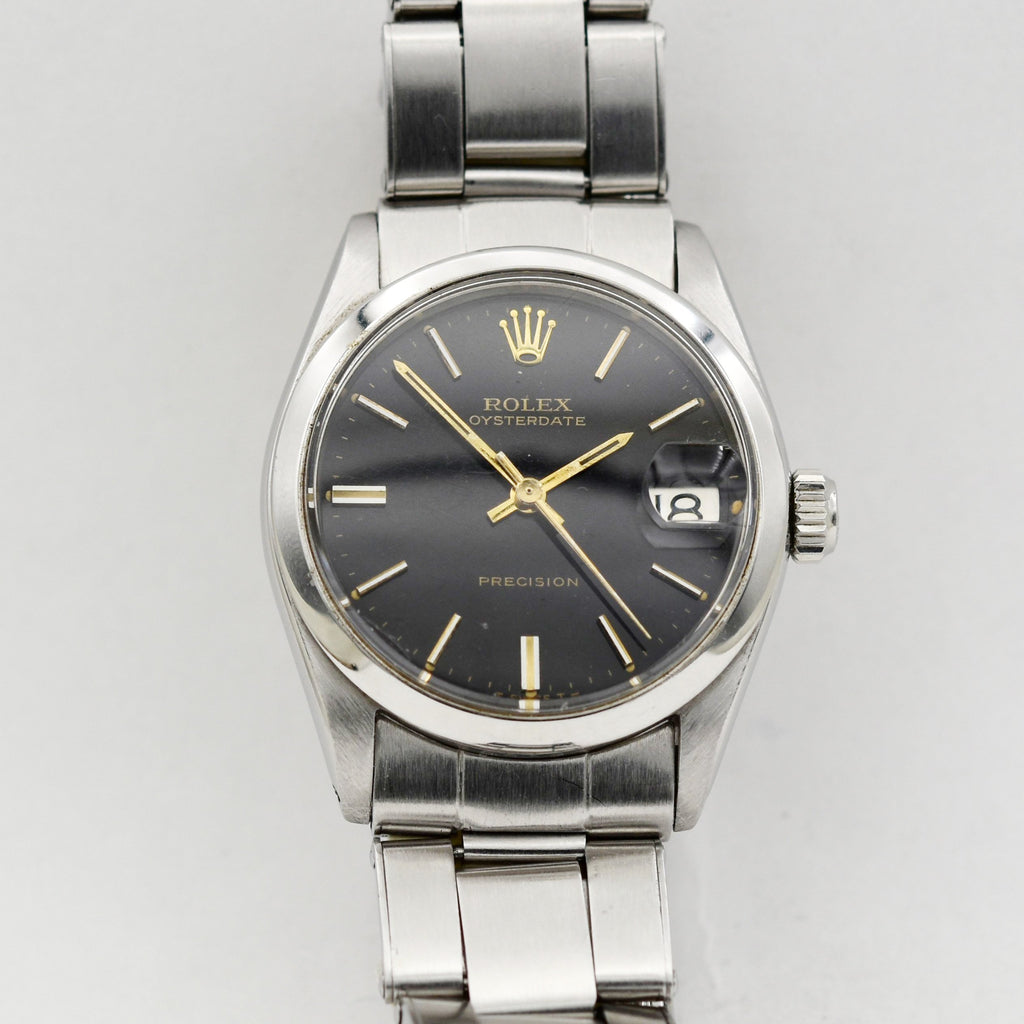 ROLEX Oysterdate Unisex Vintage Watches - Ashton-Blakey Vintage Watches