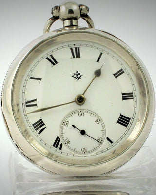 SCOTTISH open face Pocket Watch