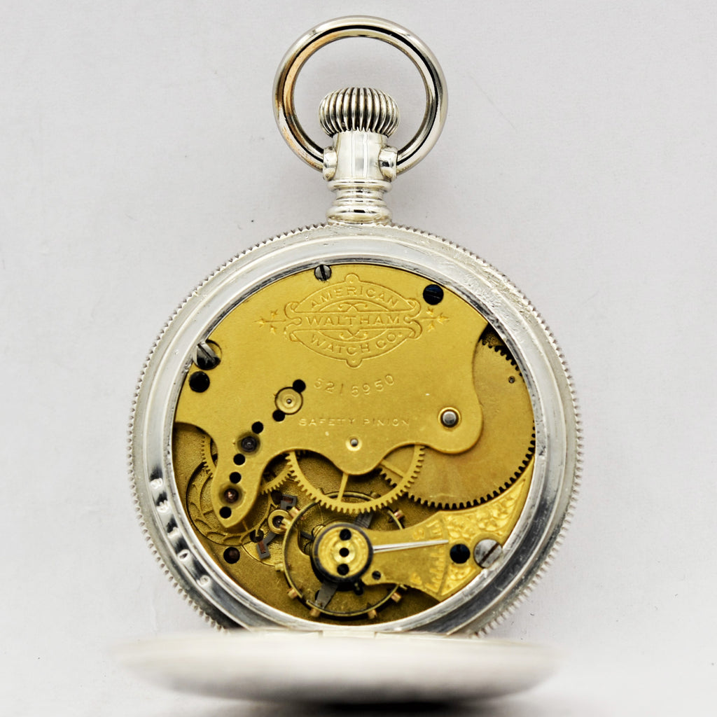 WALTHAM Multicolor Pocket Watch Pocket Watches - Ashton-Blakey Vintage Watches