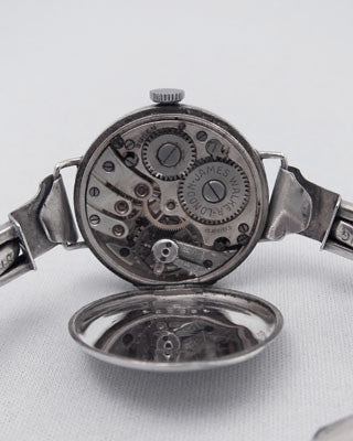 LADY'S ENGLISH STERLING Vintage Watch