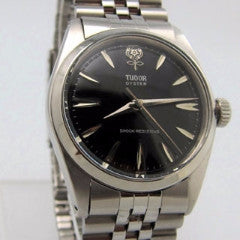 TUDOR by ROLEX OYSTER – Stainless steel beautiful man's wrist watch Vintage Watches - Ashton-Blakey Vintage Watches