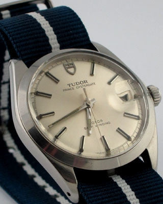 TUDOR PRINCE OYSTERDATE - Stainless Steel Automatic  Vintage Watch