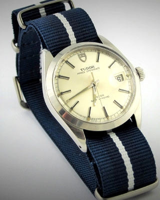 TUDOR PRINCE OYSTERDATE - Stainless Steel Automatic  Vintage Watch Wrist Watches - Ashton-Blakey Vintage Watches