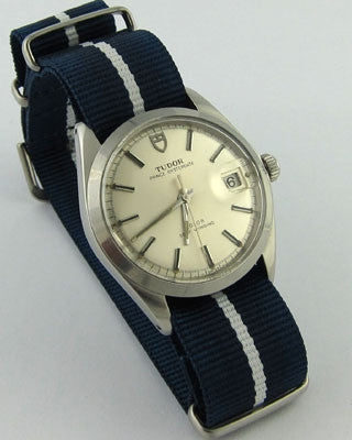 TUDOR PRINCE OYSTERDATE - by Rolex  Stainless Steel Automatic  Vintage Watch Vintage Watches - Ashton-Blakey Vintage Watches