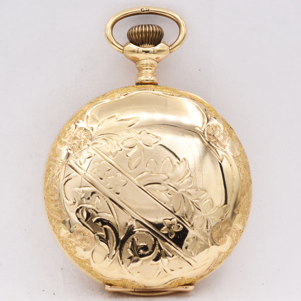 TISDALL'S POCKET WATCH Pocket Watches - Ashton-Blakey Vintage Watches