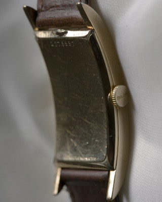 VINTAGE BULOVA men's Curvex Watch Vintage Watches - Ashton-Blakey Vintage Watches