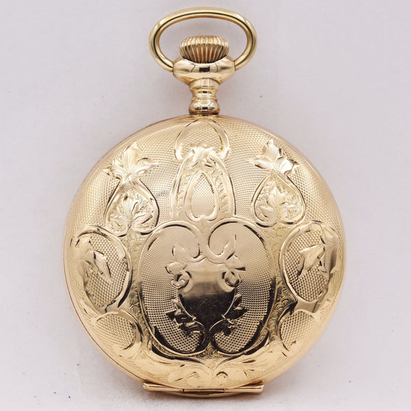 ATLAS POCKET WATCH