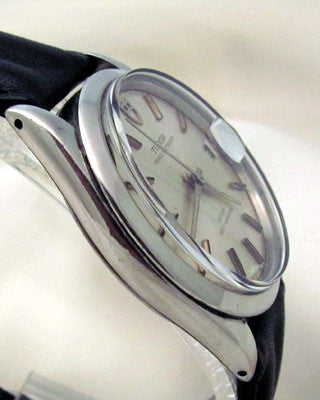 TUDOR PRINCE OYSTERDATE - Quick Set, Stainless Steel- Vintage Watch