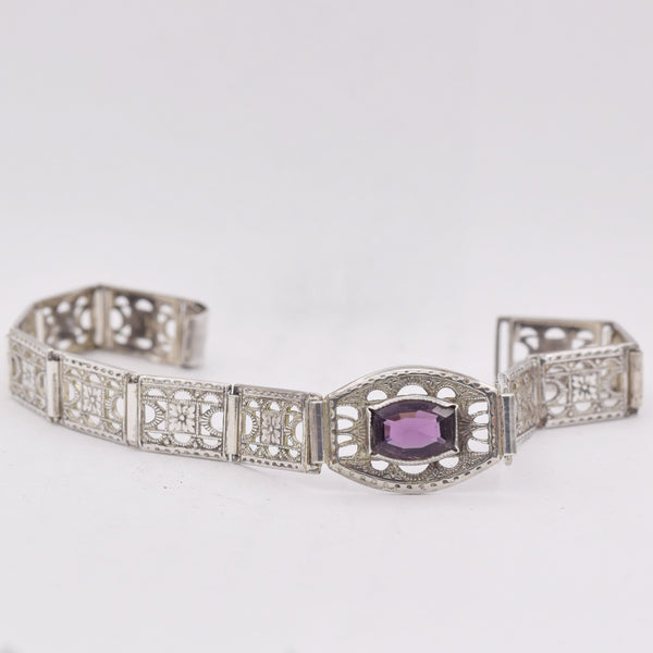 Bracelet sterling silver Jewelry - Ashton-Blakey Vintage Watches