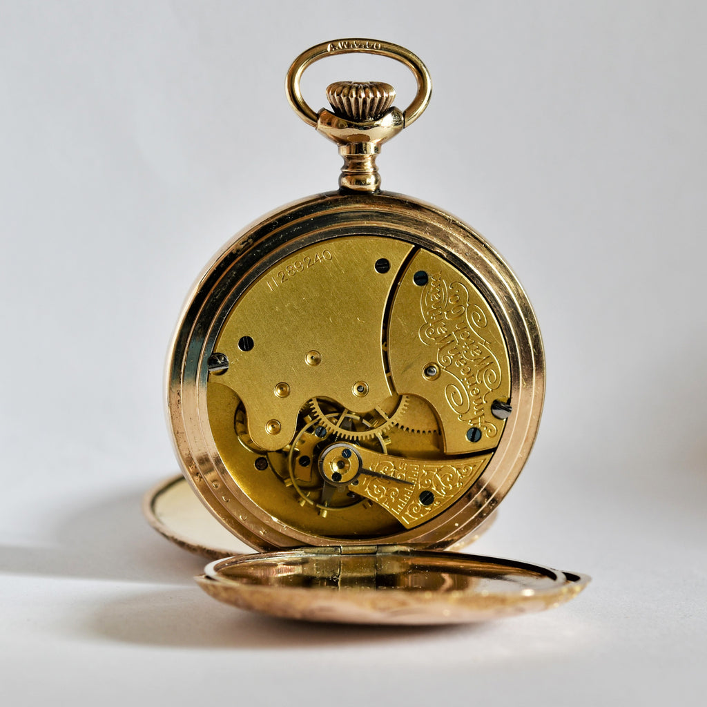Waltham  Pocket Watch Pocket Watches - Ashton-Blakey Vintage Watches