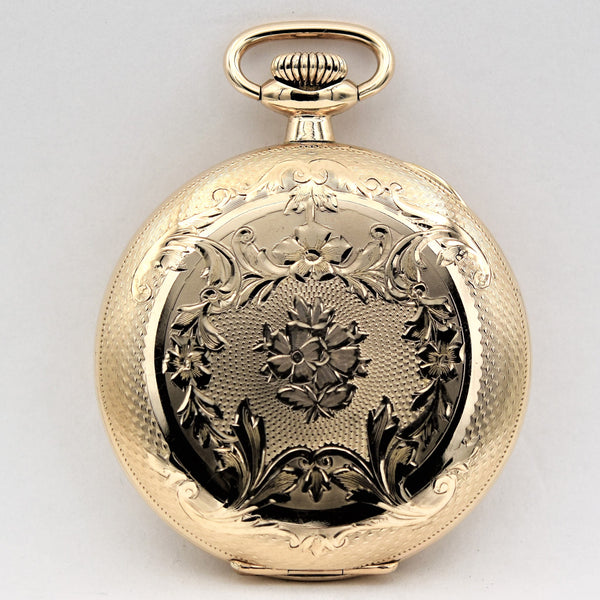 ELGIN Multicolor Man's Pocket Watch Pocket Watches - Ashton-Blakey Vintage Watches