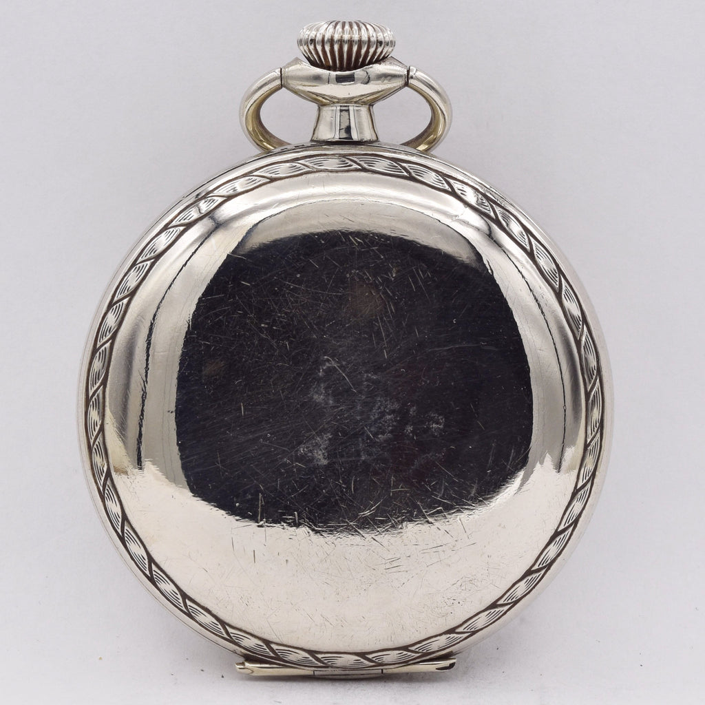 ELGIN MILITARY POCKET WATCH  WWII Pocket Watches - Ashton-Blakey Vintage Watches